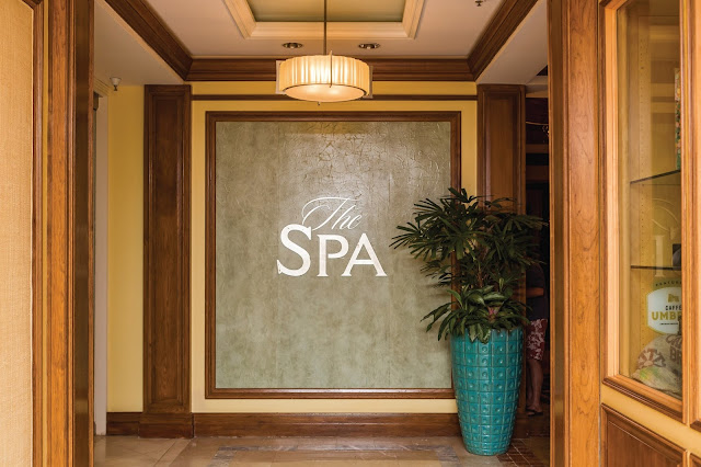 While the kiddos are having a blast a Ritz Kids, mom (or dad) can sneak away to The Ritz-Carlton's luxurious spa for a little pampering.