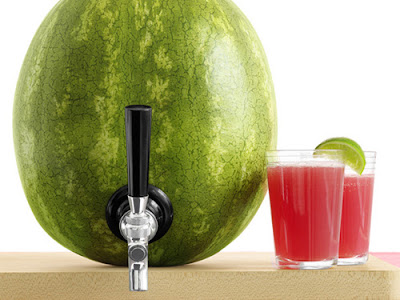 Unusual and Cool Beverage Drinking Gadgets (15) 5