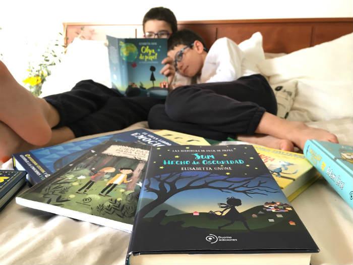 libros juveniles duomo ediciones Jum hecho de oscuridad Elisabetta Gnone