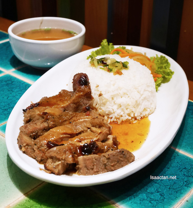 Roasted Lemongrass Chicken with Fragrant Rice - RM16.90