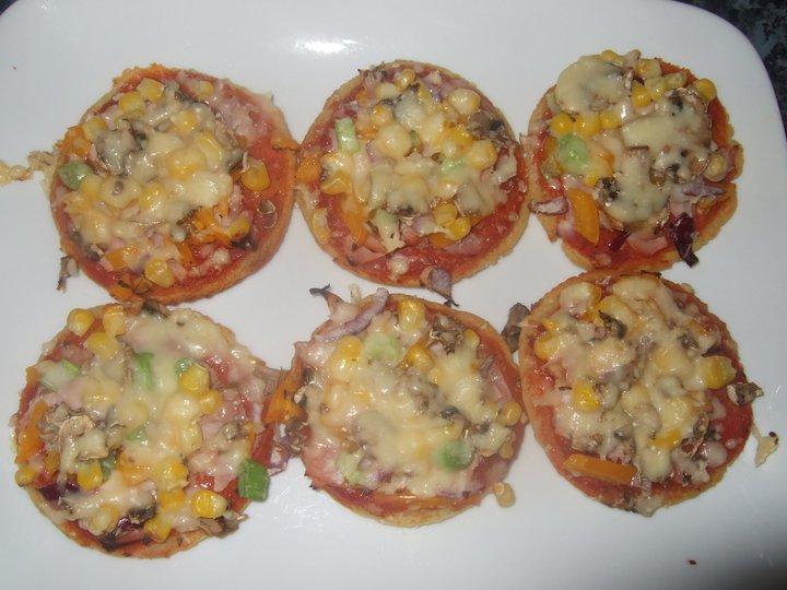 Slimming World Recipes Syn Free Smash Pizza