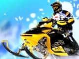 تحميل لعبة سباق التزحلق على الجليد Snow mobile Extreme Racing
