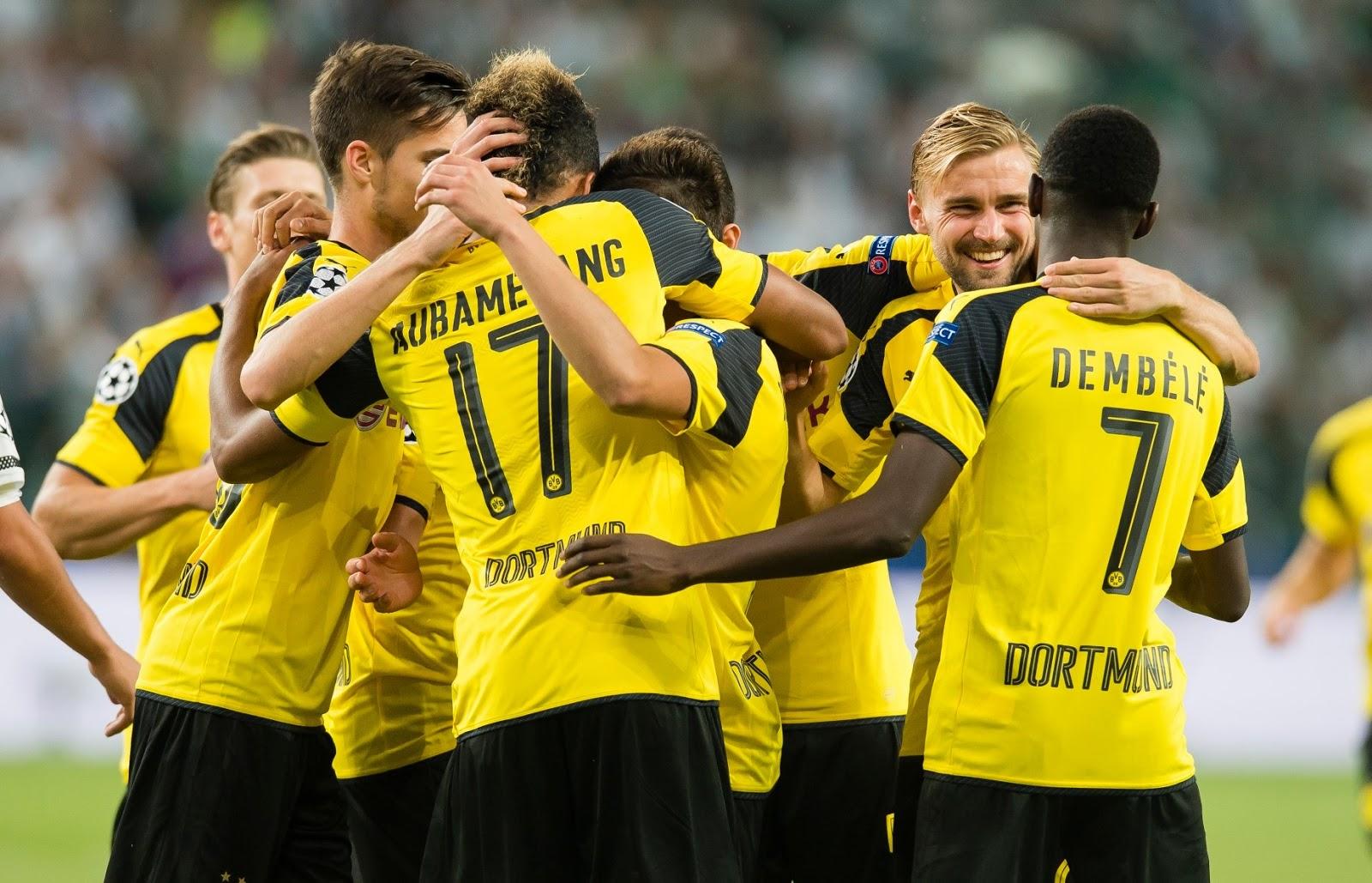 Champions League 16/17