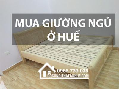 Đồ gỗ nội thất tại Huế, Mua giường ngủ ở Huế,Mua giuong ngu o Thua Thien Hue