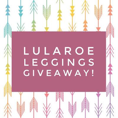 LuLaRoe leggings giveaway