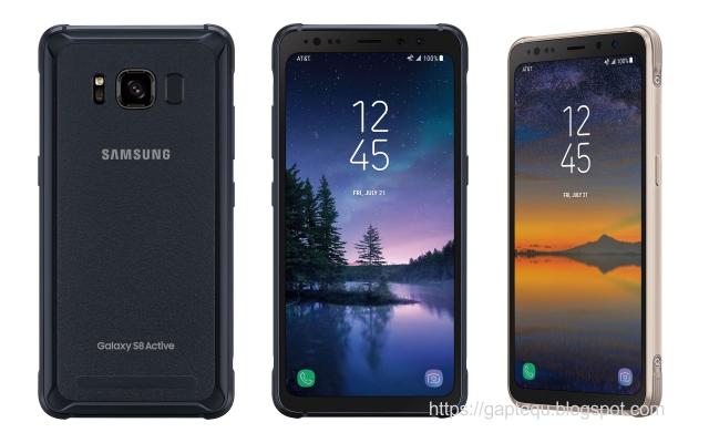 Harga Samsung Galaxy S8 Active Terbaru 2017