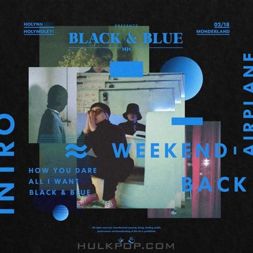 HH – Black & Blue – EP (FLAC)