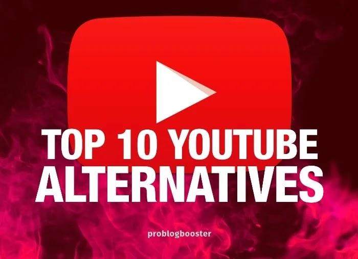 Top YouTube Alternatives
