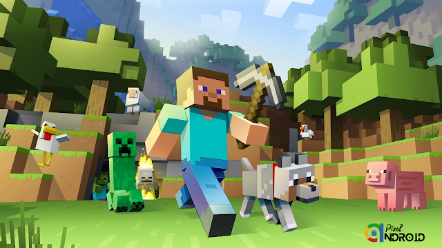 Minecraft Android v1.2.10.1 BETA