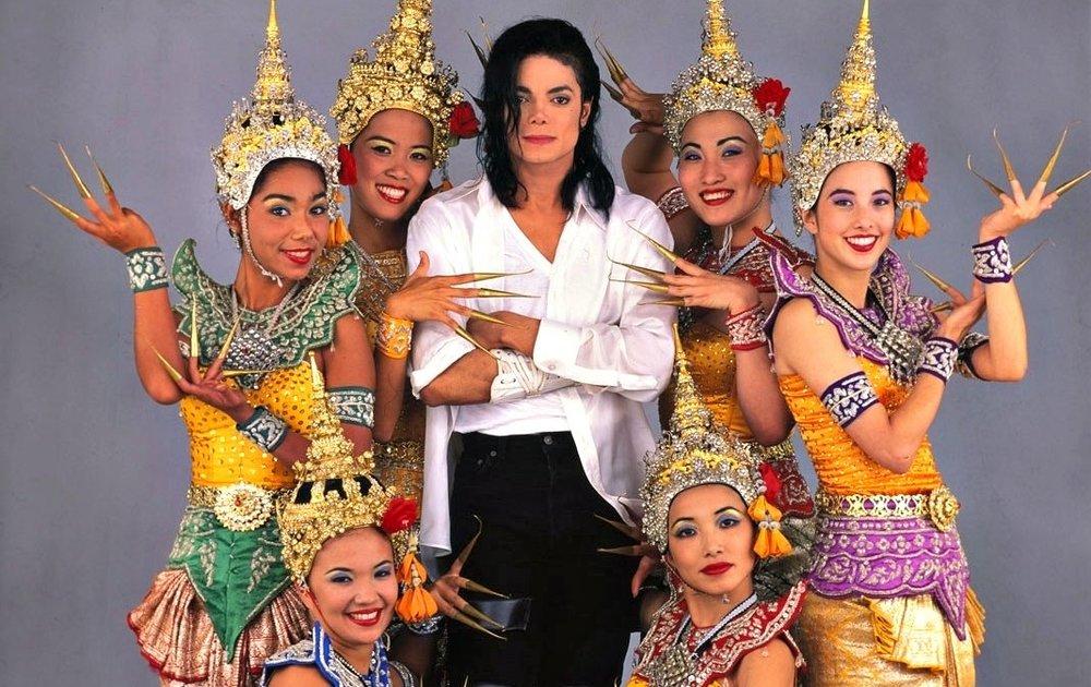 Michael Jackson Dance
