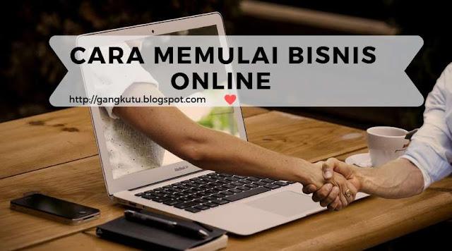Cara Memulai Bisnis Online Tanpa Ribet