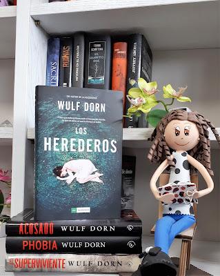 Bitácora De Mis Lecturas Los Herederos Wulf Dorn