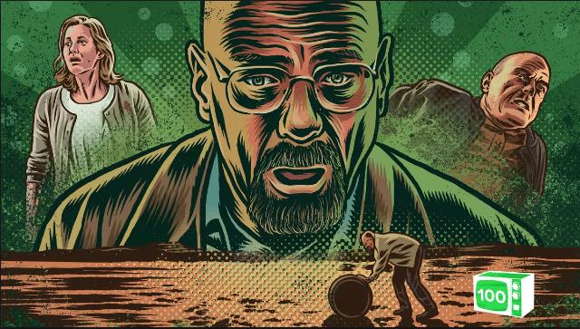 مراجعة مسلسل Breaking Bad - والتر وايت الخجول الذي لم يَعُد كذلك