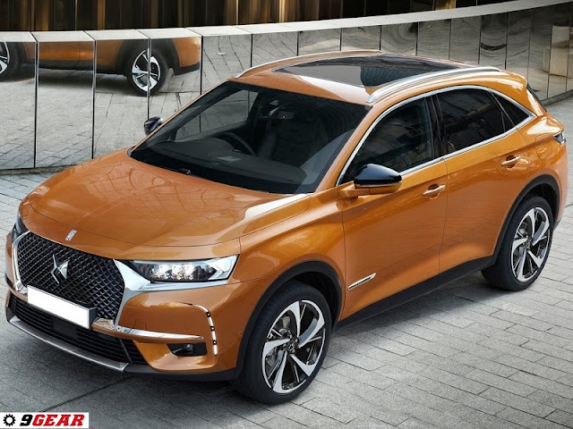 new ds 7 crossback suv thp 225hp bluehdi 180hp diesel car reviews new car pictures for. Black Bedroom Furniture Sets. Home Design Ideas