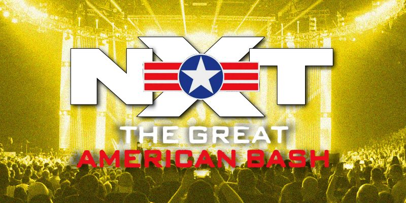 NXT Great American Bash Night 2 Results - July 8, 2020