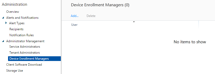 Gerry Hampson Device Management: Device Enrollment Managers