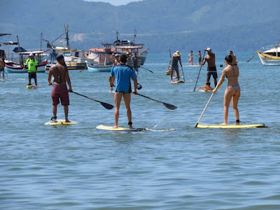 STAND UP PADDLE ITAPEMA