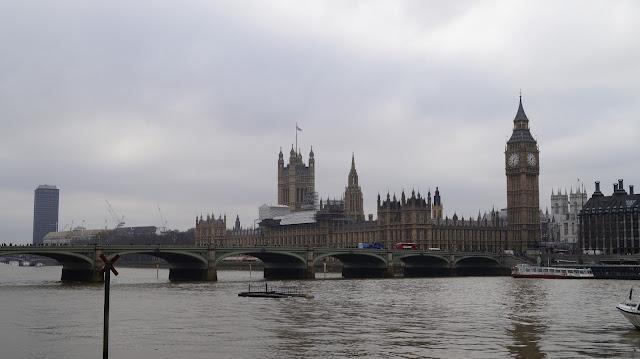 Podróże małe i duże: LONDYN #1