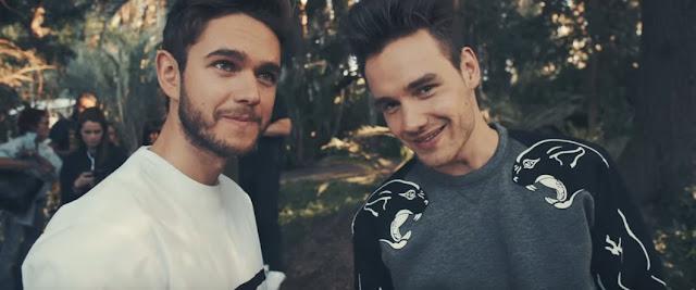 Zedd & Liam Payne release tour edit video for 'Get Low'
