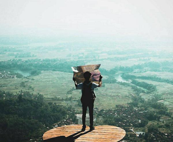 Wisata Bukit Gantole Cililin