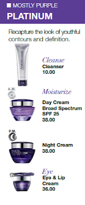 Avon Anew Platinum Auto-Replenish Bundle