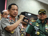 Tegas, Ini Ancaman Kapolri Ke WNA Yang Masuk Indonesia
