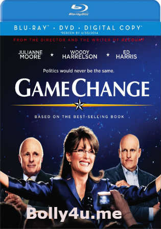 Game Change 2012 BluRay 350Mb Hindi Dual Audio 480p Watch Online Full Movie Download bolly4u