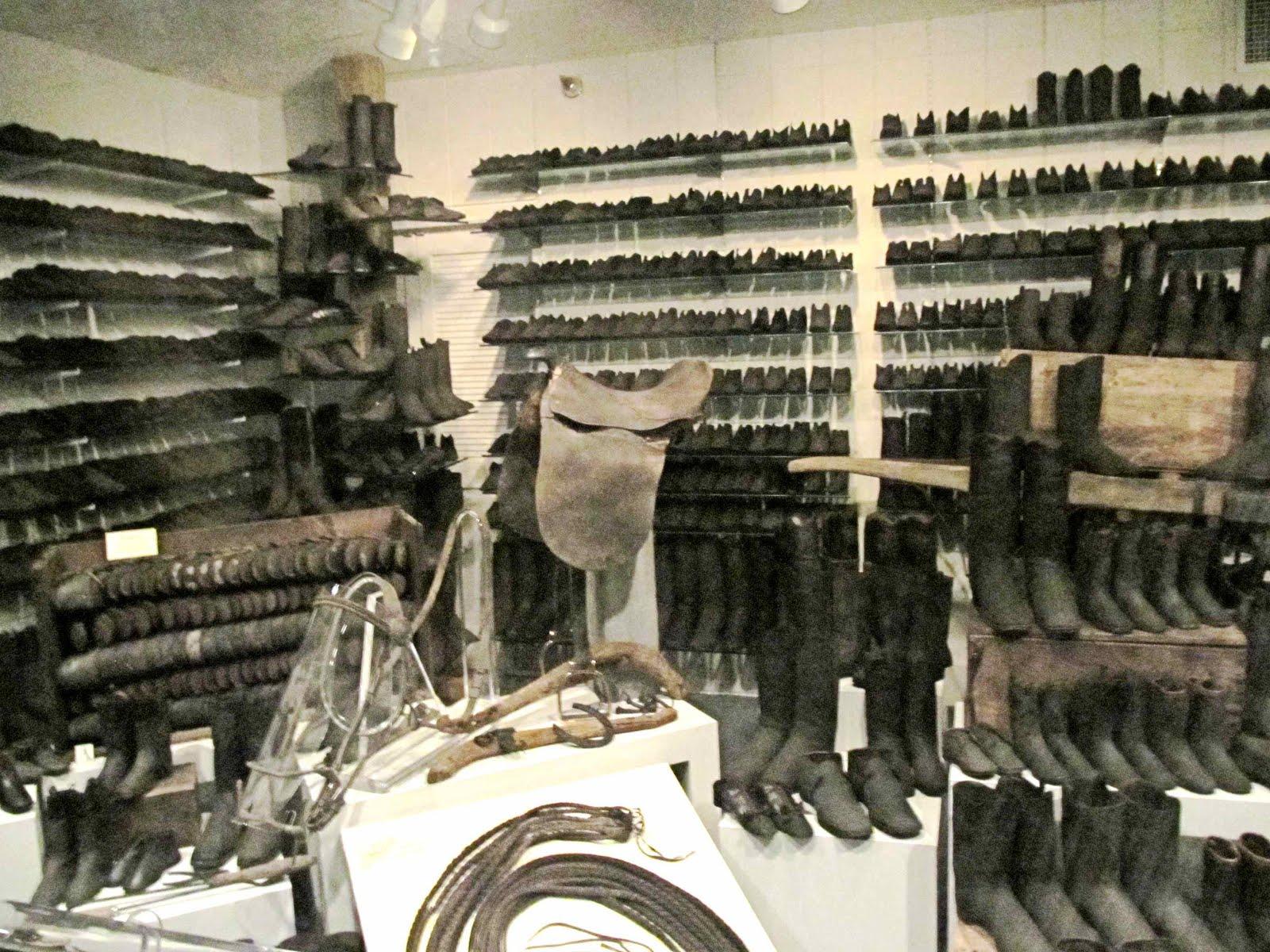 Stephen Bodio's Querencia: Arabia Steamboat Museum