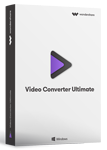 Wondershare Mac video conversion software