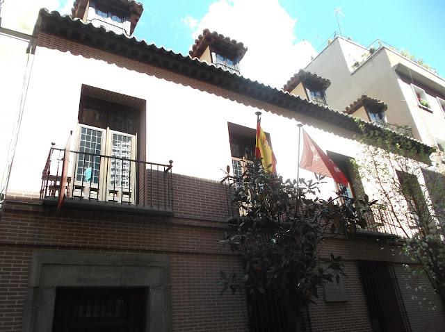 Casa, Lope de Vega