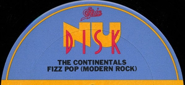 Continentals, The - Fizz Pop (Modern Rock)