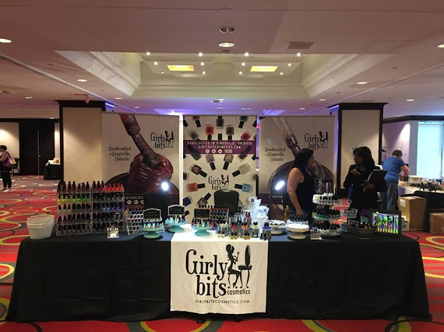 indie expo panda 2017 girly bits