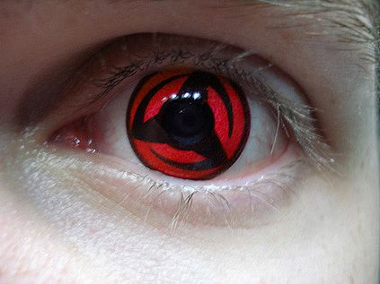 Mangekyou Sharingan Contact Lenses Naruto Contact Lenses