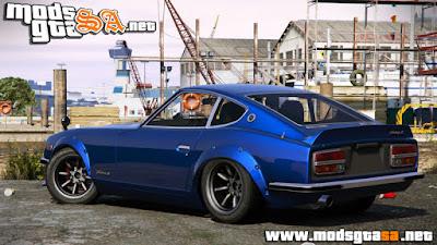 Nissan Fairlady Z 1969