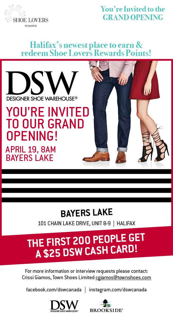Bayers Lake Shoe Store