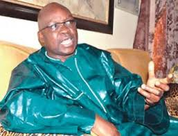 Governor of Ayodele Fayose