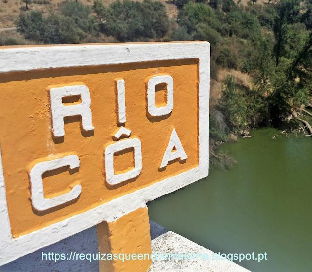 Rio Côa  Pinhel