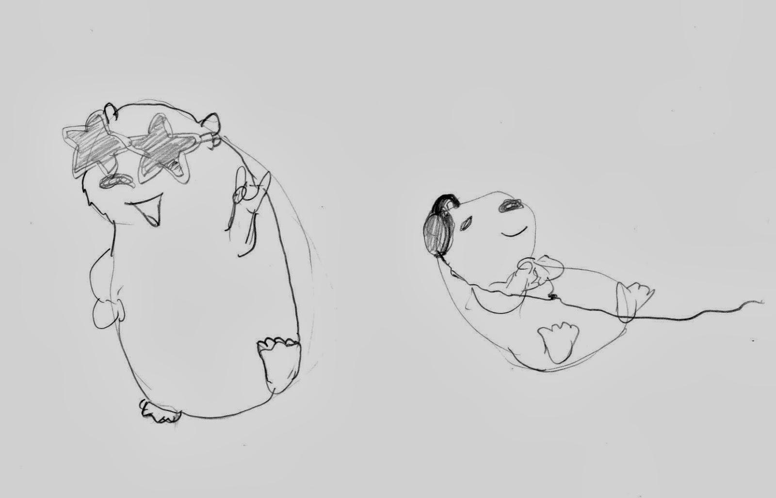 The Secret Life Of Guinea Pigs December
