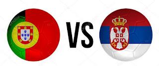 ملخص مباراة البرتغال و صربيا مباشرة تصفيات كأس أمم أوروبا