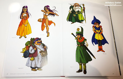 "Review de ""Dragon Quest Ilustraciones"" de Akira Toriyama - Planeta Cómic"