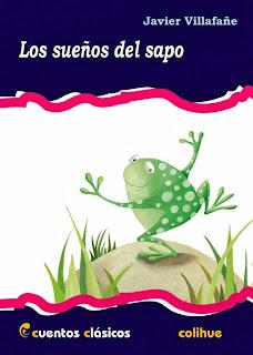 LOS SUEÑOS DEL SAPO