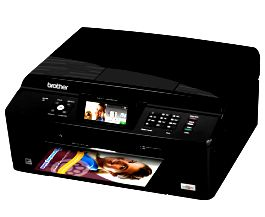 Brother MFC J835DW Printer Driver Download