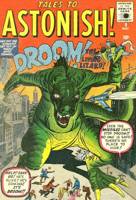 Tales to Astonish, Droom