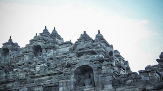 borobudur desktop wallpaper travel photography