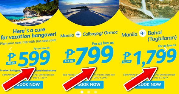 seat sale cebu pacific 2018