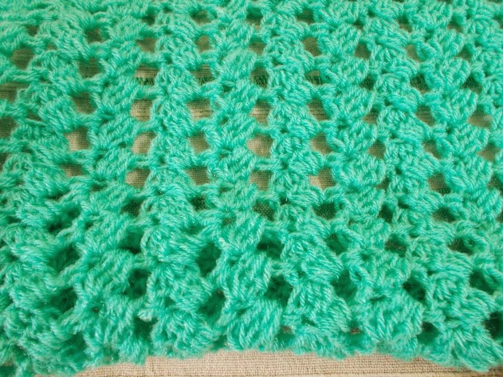 free crochet blanket patttern