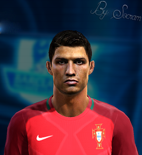 Face Cristiano Ronaldo V.2