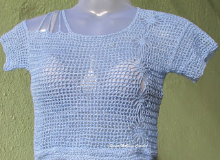 free crochet top pattern, free crochet ladies top pattern, free crochet sari blouse pattern, free crochet cold shoulder top pattern, free crochet strappy top pattern, free crochet crop top pattern, free crochet cropped top pattern, free crochet lattice top pattern, Baroque yarn, Anchor knitting cotton, Red rose knitting cotton,