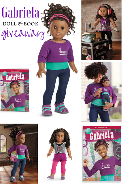 Bonggamom Finds Meet Gabriela, American Girl Of The Year -4231