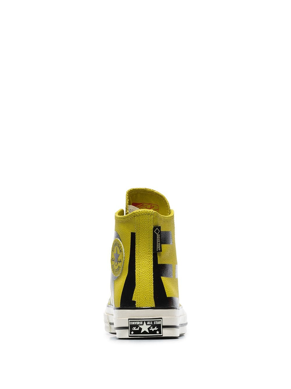 36a7b869049832 Perfectly Protected  Converse Yellow Chuck Taylor Gore-tex™Sneaker ...